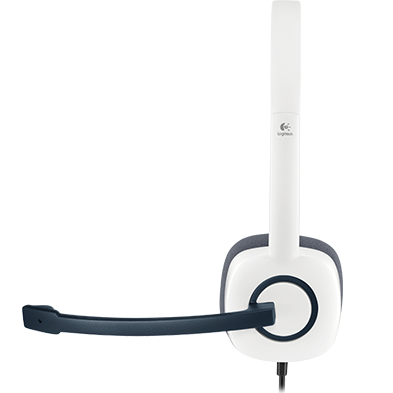 Stereo Headset H150 Cloud White