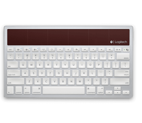 Product Image of Wireless Solar Keyboard K760