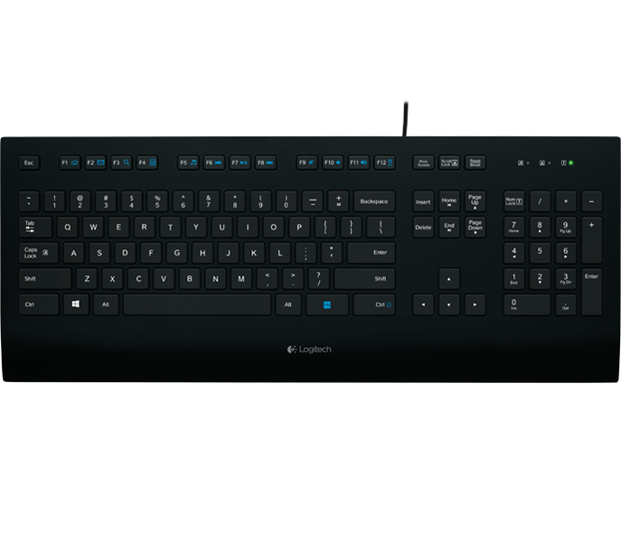 Corded Keyboard K280e