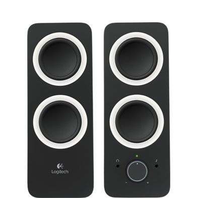 Multimedia Speakers Z200 Black