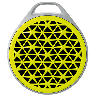 Yellow X-50 Wireless Speaker