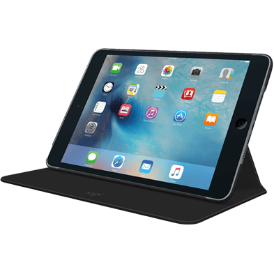 Focus flexible case for iPad, black