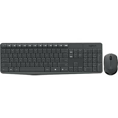 Produktbilde av MK235 Wireless Keyboard and Mouse