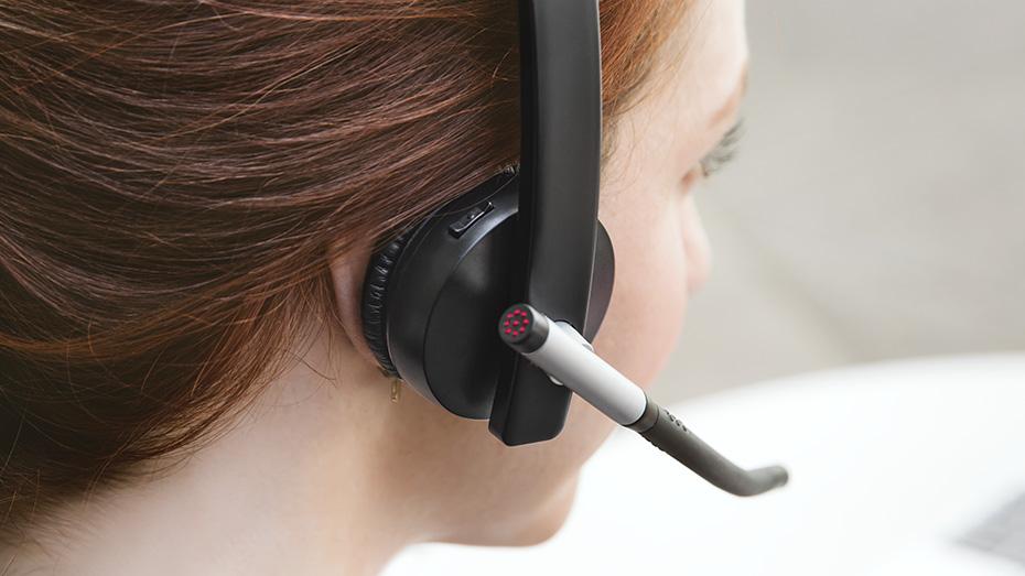 Logitech H650e Headset – Stil, komfort og lyd med proffkvalitet