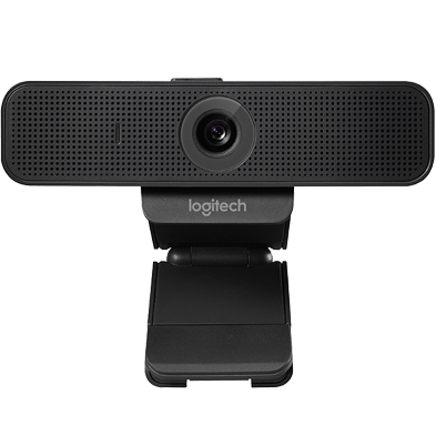 Close up of C925e webcam camera