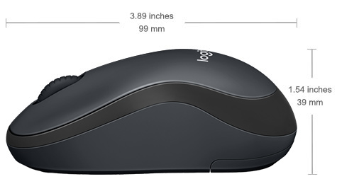 M221 Silent Wireless Mouse