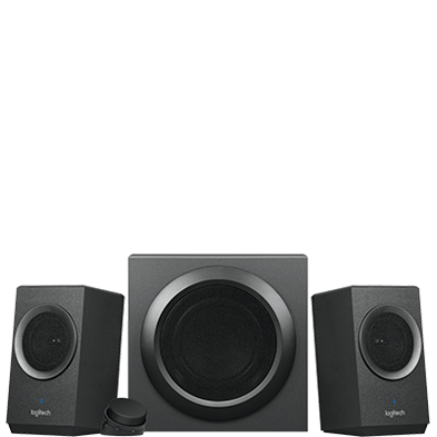 Product Image of Z337 Speaker System with Bluetooth