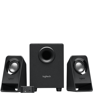 Product Image of Z213 Compact 2.1 Speaker System