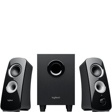 Product Image of Z323 Speaker System with subwoofer