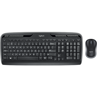 Product Image of Logitech Wireless Combo MK330