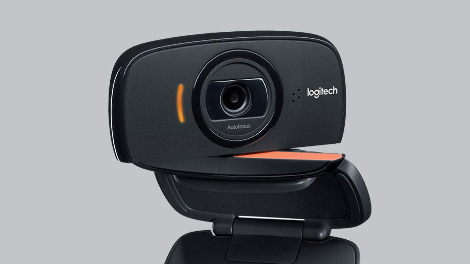 Easy to set up and use B525 HD Webcam