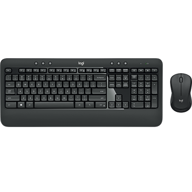 MK540 Advanced Wireless Keyboard Mouse Combo