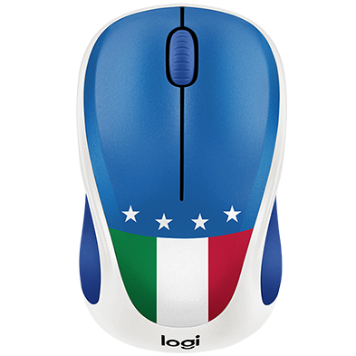 Immagine di Mouse wireless Fan Collection