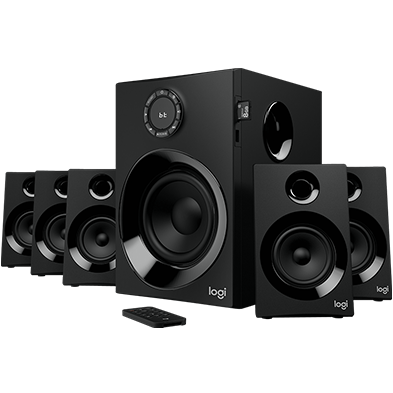 Product Image of Z607 5.1 Surround Sound Speaker System