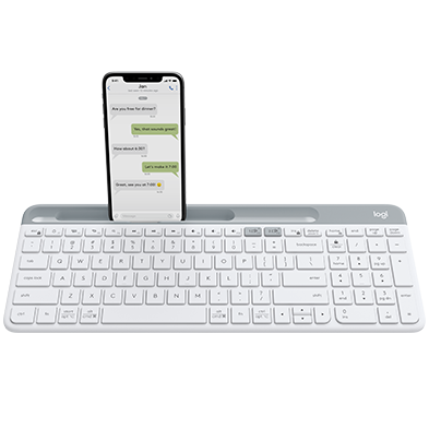 Product Image of K580 Slim Multi-Device Wireless Keyboard