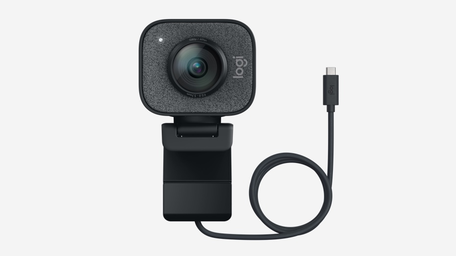 Logi StreamCam uses USB Type-C