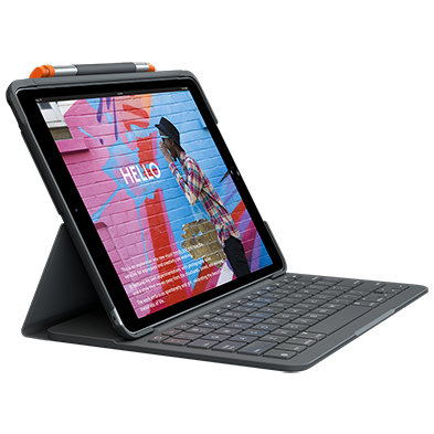 Slim Folio for iPad 7th gen